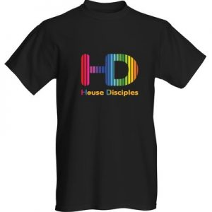 House Disciples Club T shirt