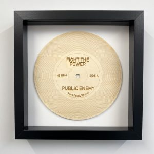 Fight The Power wood record