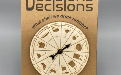Decisions Decisions Chooser Boards